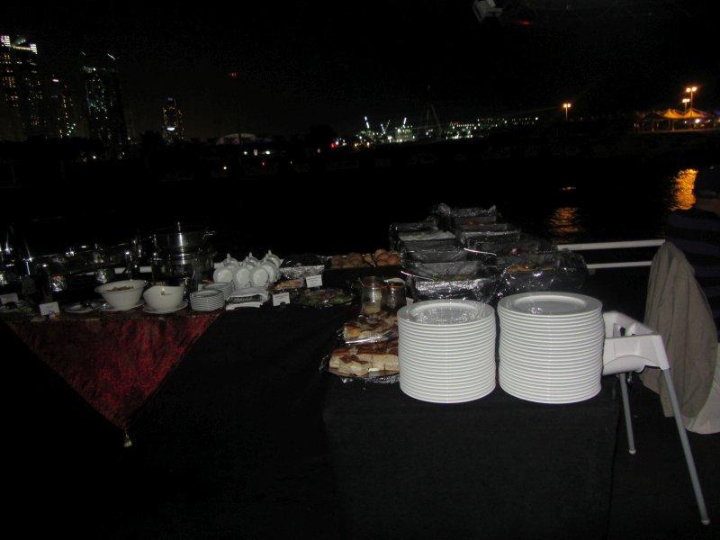 ANNUAL PARTY AT DUBAI MARINA CRUISE DATED 4 FEB 2016