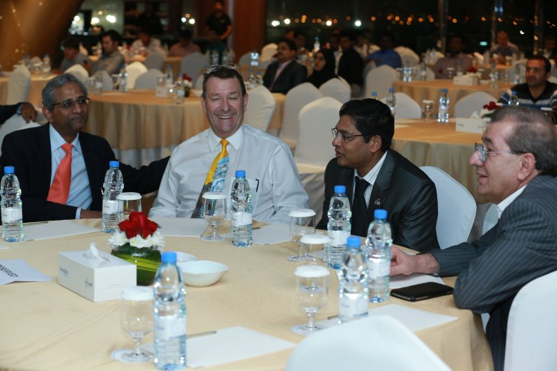 ESPA Technical Seminar held at Meydan Hotel Dubai Dated 27 Jan 2014