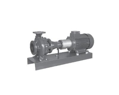 PENTAIR-NOCCHI  NRB CENTRIFUGAL PUMPS WITH BASE-PLATE AND COUPLING