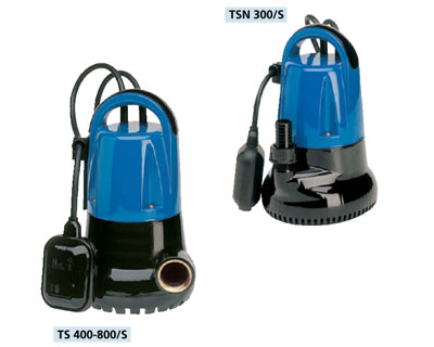SPERONI SUBMERSIBLE DRAINAGE PUMP-TS